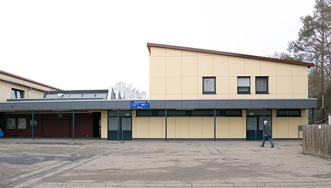Fotografie der Grund- und Hauptschule in Calw-Heumaden