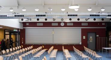 Vorschaubild des Mensaanbaus für die Grund- und Hauptschule in Calw-Heumaden