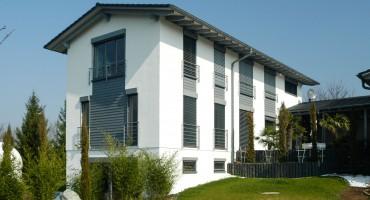 Vorschaubild des Architekturbüros mit Wohnhaus in Calw